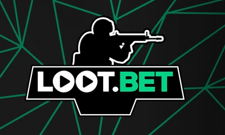 Логотип-баннер БК Loot.Bet